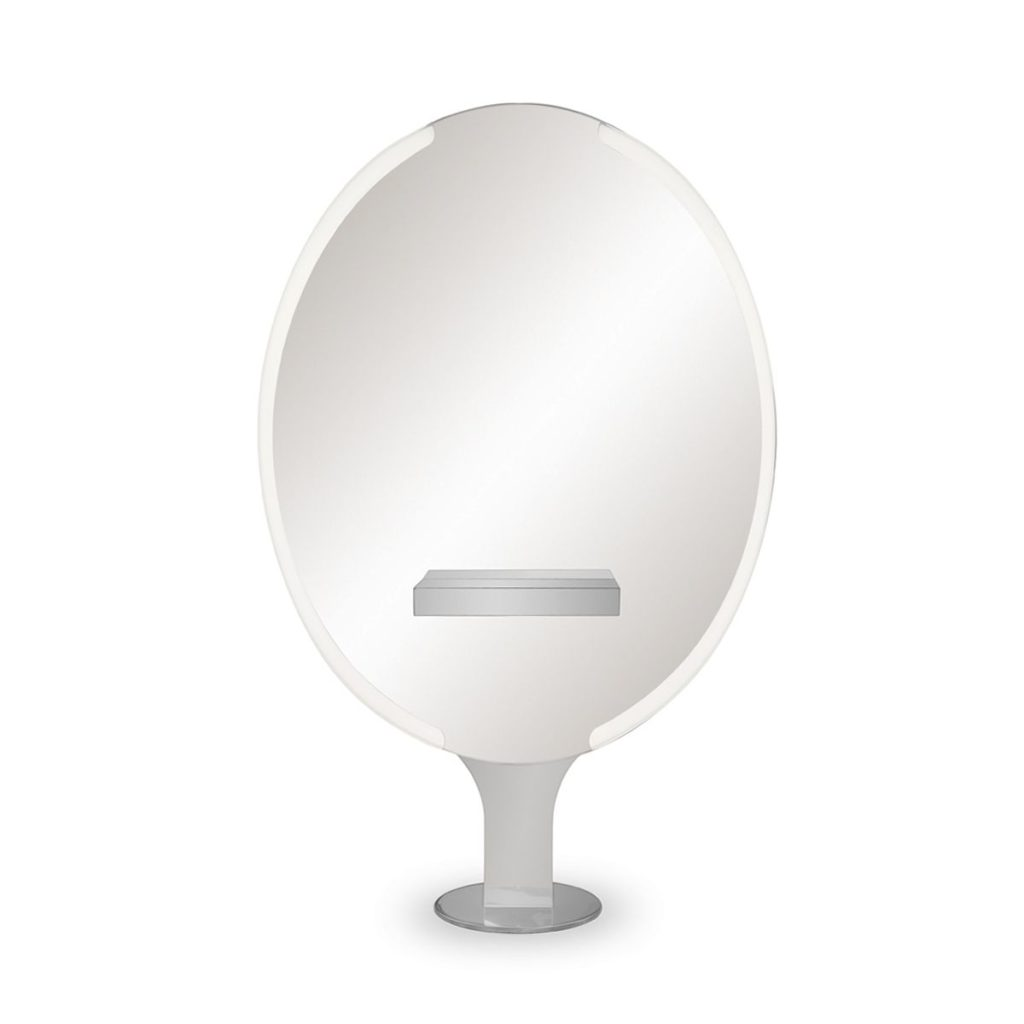 Doppelspiegel mit LED