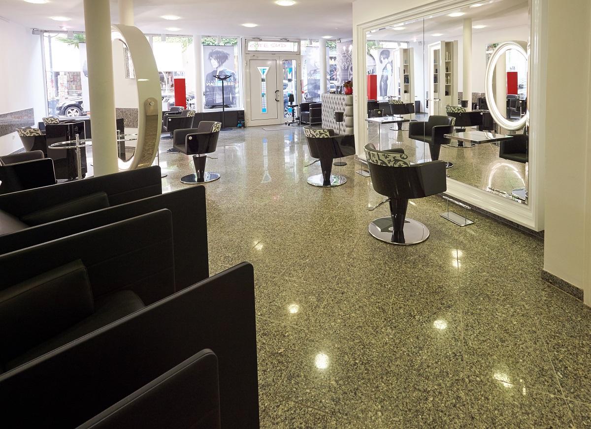 Friseureinrichtung Karlsruhe